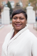 Joan Mitchell is Business Manager of the Nashman Center