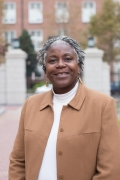 Rochelle Yancey is Jumpstart Site Manager of the Nashman Center
