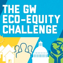 Learn More About GW's Eco-Equity Challenge