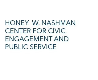 Honey W. Nashman Center for Civic Engagement and Public Service