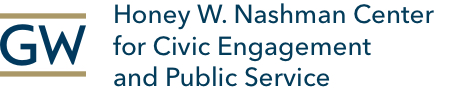 Honey W. Nashman Center for Civic Engagement logo